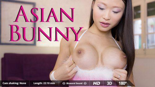 Asian Bunny – VirtualRealPorn