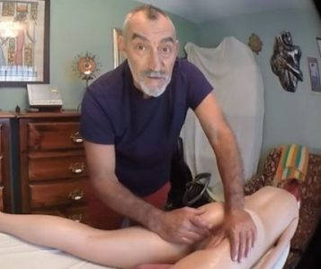 Daddy Russ Gives Little Fox an Anal Massage – MetaverseXXX