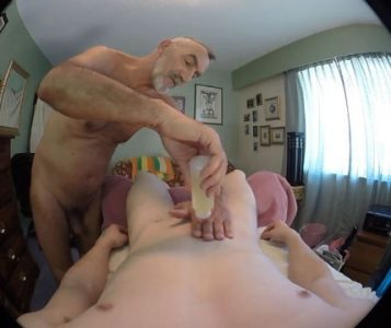 Daddy Russ Gives You a POV Erotic Penile Massage – MetaverseXXX