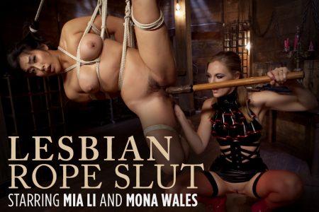 Lesbian Rope Slut – KinkVR