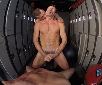 Locker Room Flip Fuck!!! POV – MetaverseXXX