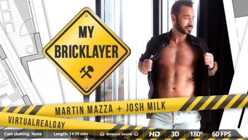 My Bricklayer – VirtualRealGay