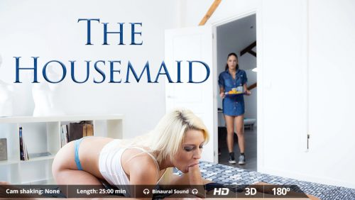 The Housemaid – VirtualRealPorn