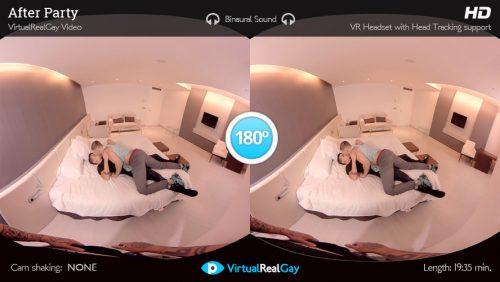 After Party – VirtualRealGay