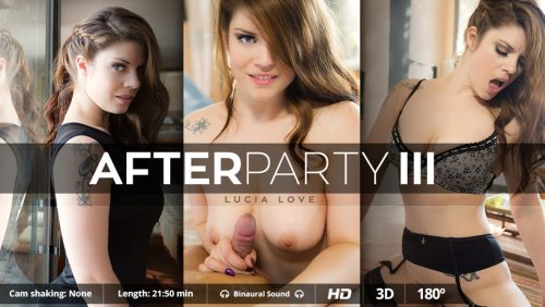 After Party III – VirtualRealPorn