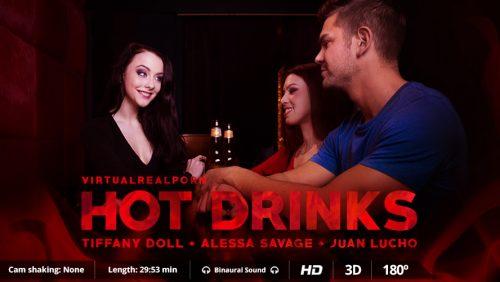Hot Drinks – VirtualRealPorn