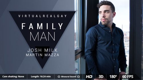 Family Man – VirtualRealGay