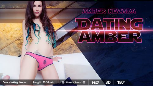Dating Amber – VirtualRealPorn