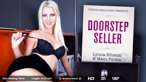 Doorstep Seller – VirtualRealPorn