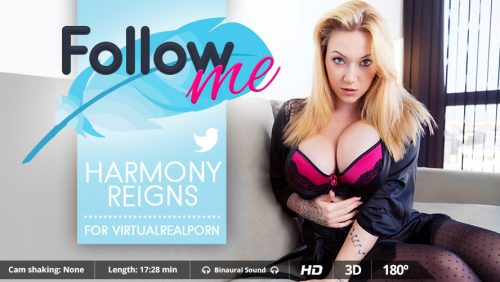 Follow Me – VirtualRealPorn