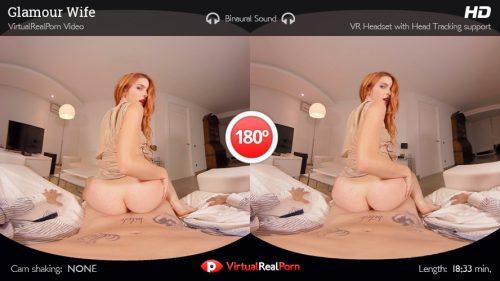 Glamour Wife – VirtualRealPorn