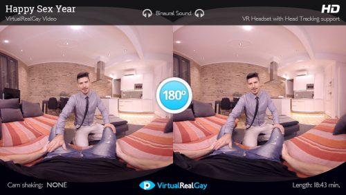 Happy Sex Year – VirtualRealGay