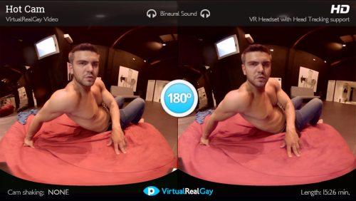 Hot Cam – VirtualRealGay