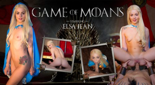 Game of Moans – WankzVR