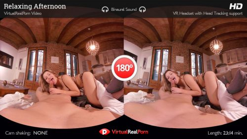 Relaxing Afternoon – VirtualRealPorn