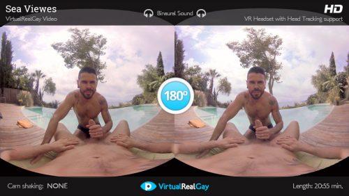 Sea Views – VirtualRealGay