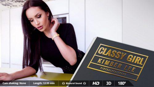 Classy Girl – VirtualRealTrans