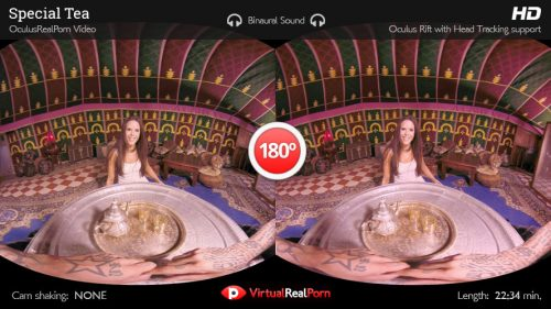 Special Tea – VirtualRealPorn