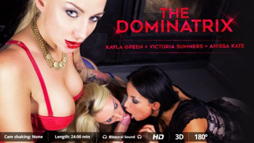 The Dominatrix – VirtualRealPorn