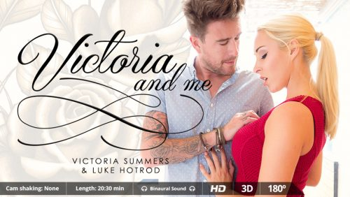 Victoria and Me – VirtualRealPorn